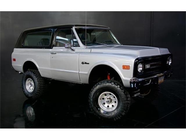 1971 Chevrolet Blazer | 881226