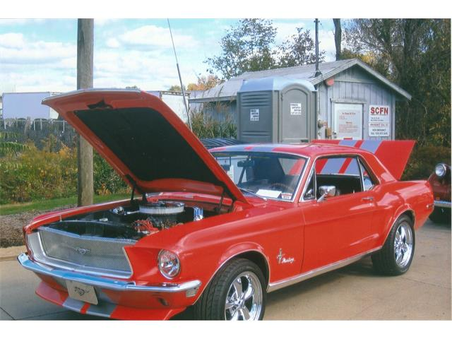 1968 Ford Mustang | 881228