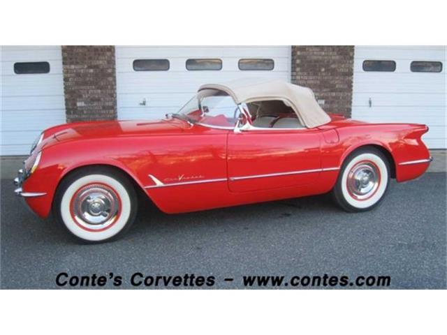 1955 Chevrolet Corvette | 881229
