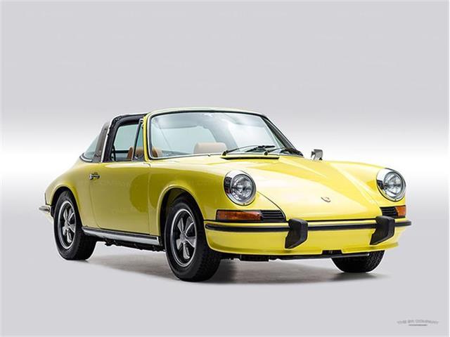 1973 Porsche 911E | 881230