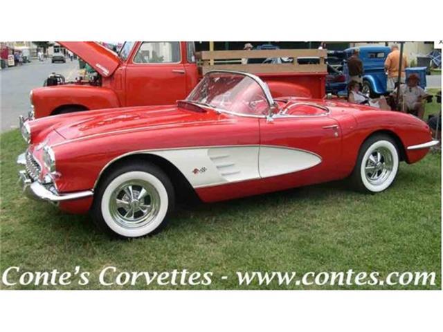 1960 Chevrolet Corvette | 881231