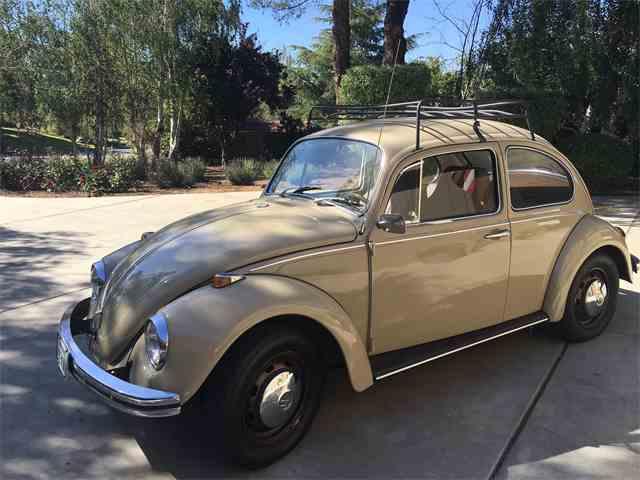 1969 Volkswagen Beetle | 881233