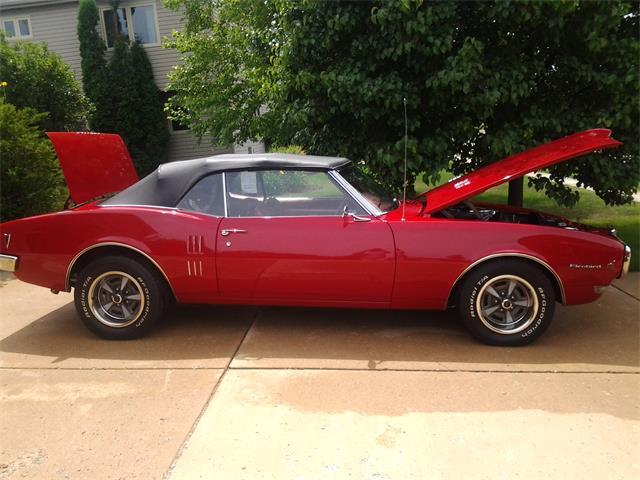 1968 Pontiac Firebird | 881234