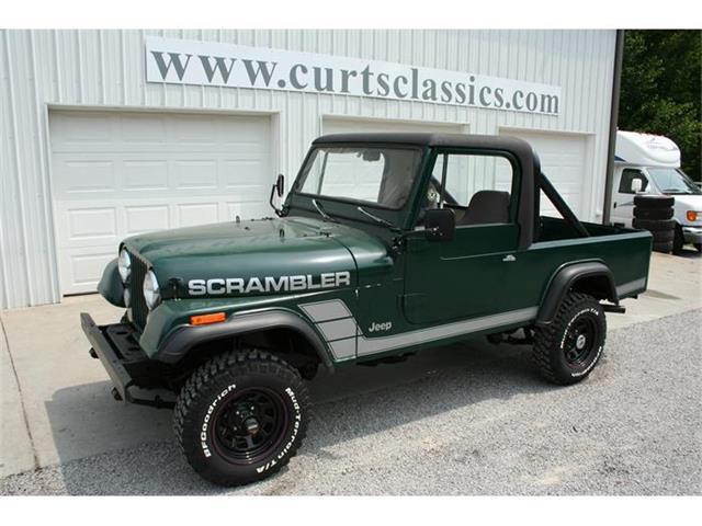 1982 Jeep CJ8 Scrambler | 881237