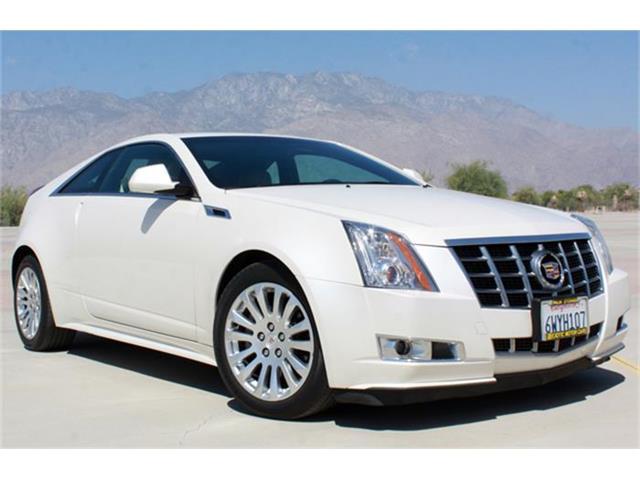 2012 Cadillac CTS | 881241