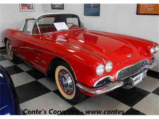 1961 Chevrolet Corvette | 881243