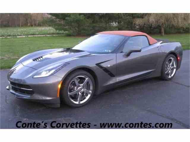 2015 Chevrolet Corvette | 881244