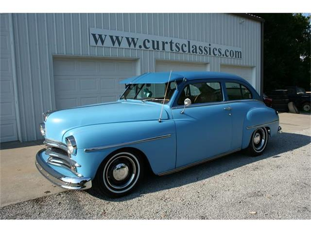 1950 Plymouth Custom | 881245