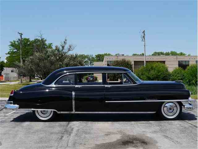 1950 Cadillac Fleetwood 75 Imperial | 881251
