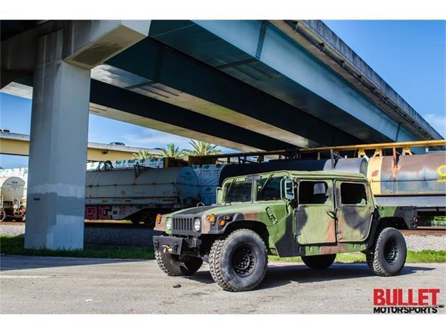 1988 AM General Hummer | 881292