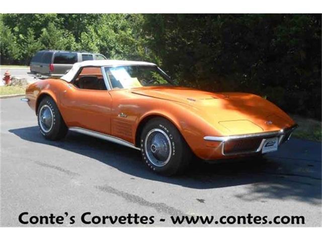 1972 Chevrolet Corvette | 881305