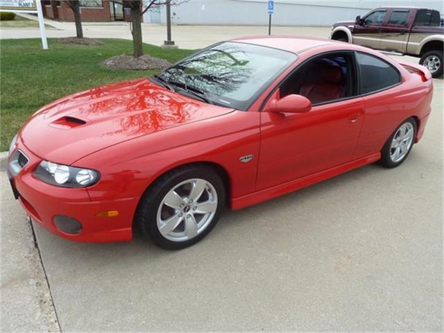 2005 Pontiac GTO | 881323