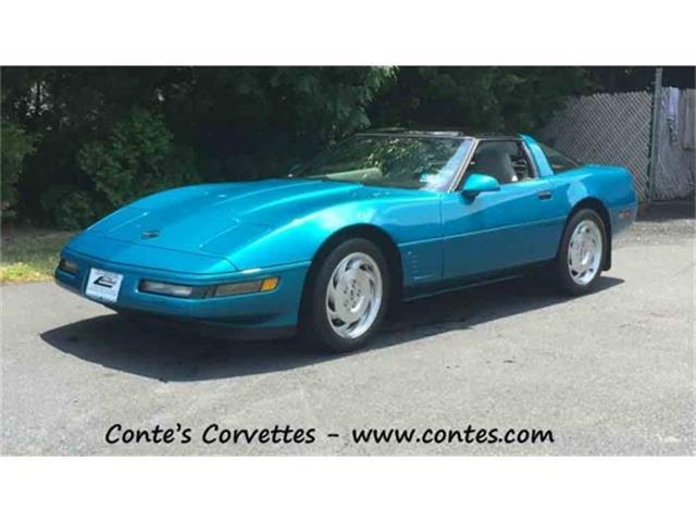 1995 Chevrolet Corvette | 881324