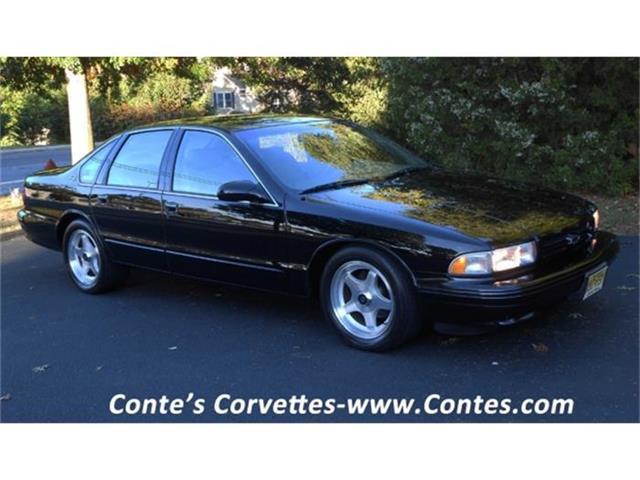 1996 Chevrolet Impala SS | 881327