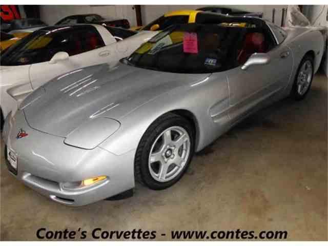 1998 Chevrolet Corvette | 881332