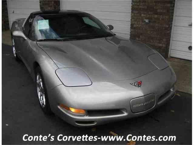 1999 Chevrolet Corvette | 881335