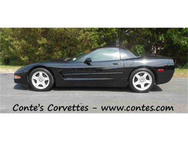 1999 Chevrolet Corvette | 881336
