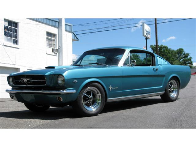 1965 Ford Mustang | 880134