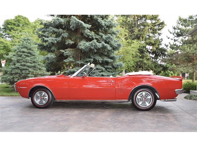 1967 Pontiac Firebird | 881343