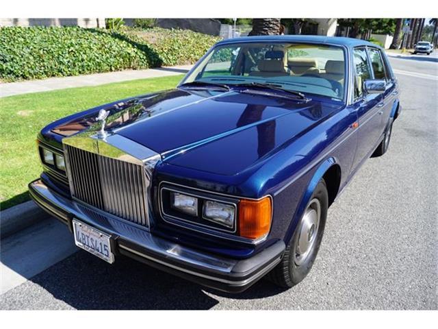 1985 Rolls-Royce Silver Spur | 881344
