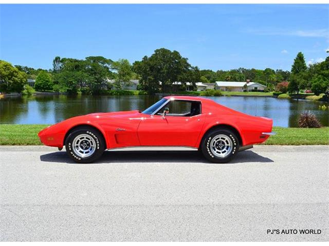 1973 Chevrolet Corvette | 881357