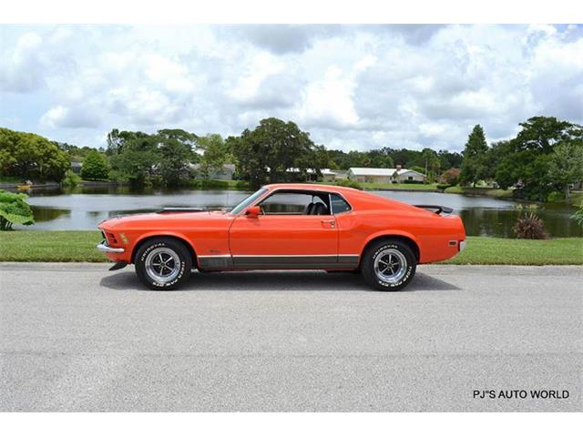1970 Ford Mustang | 881359