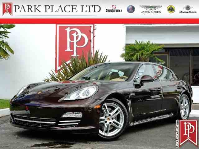 2013 Porsche Panamera | 881367