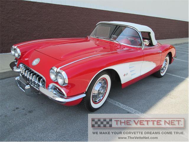 1960 Chevrolet Corvette | 881370
