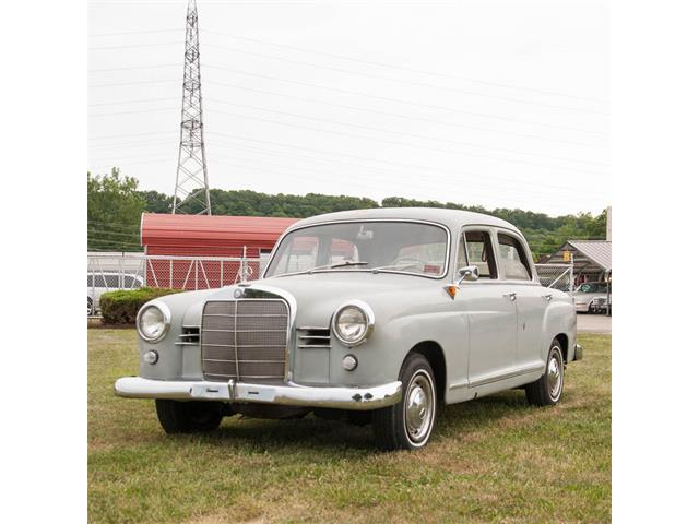 1961 Mercedes Benz 190D Pontoon | 881373