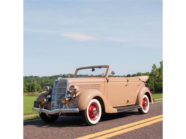 1935 Ford Model 48 | 881374
