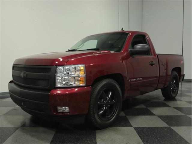 2008 Chevrolet Silverado Z/71 Turbocharged | 881377