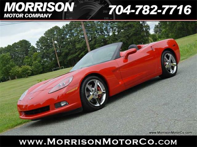 2006 Chevrolet Corvette | 881378