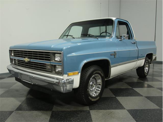 1984 Chevrolet C/K 10 | 881383
