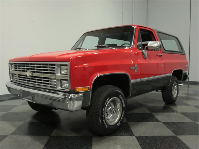 1983 Chevrolet Blazer | 881384