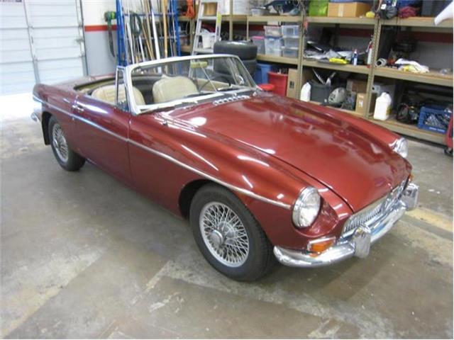 1969 MG MGB | 881386