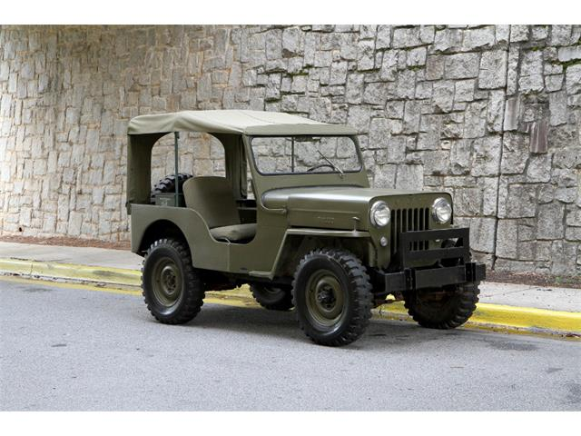 1953 Willys Jeep | 881390