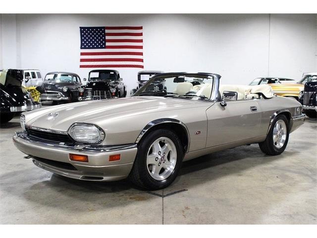 1995 Jaguar Convertible | 881416