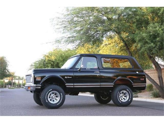 1971 Chevrolet Blazer | 881424