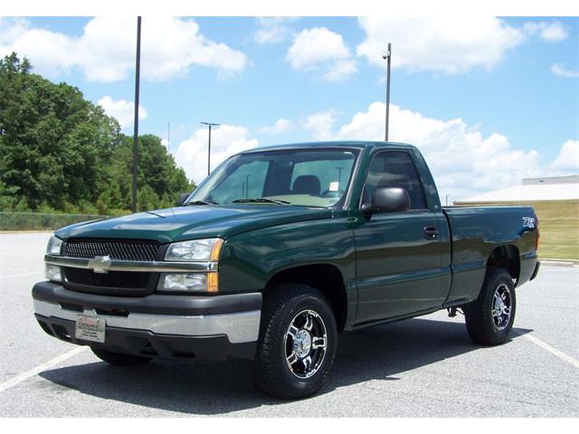 2004 Chevrolet Silverado | 881427