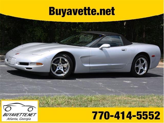 2001 Chevrolet Corvette | 881429