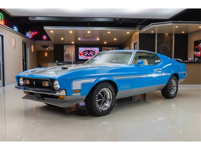 1971 Ford Mustang | 881435
