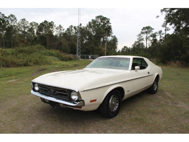 1971 Ford Mustang | 881436