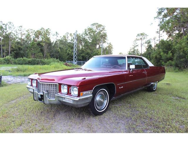 1971 Cadillac DeVille | 881439