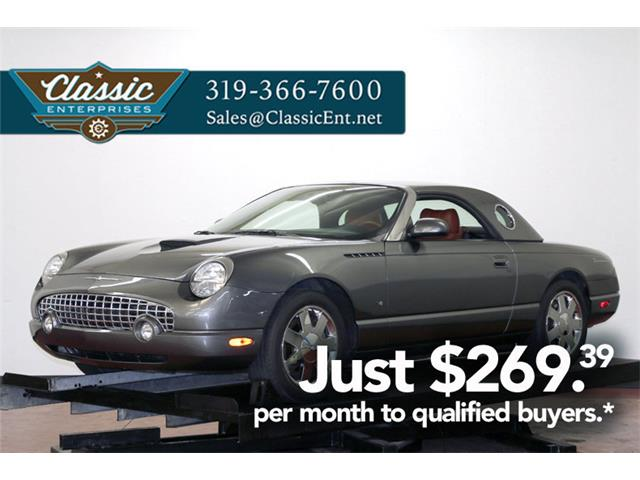 2003 Ford Thunderbird | 881446