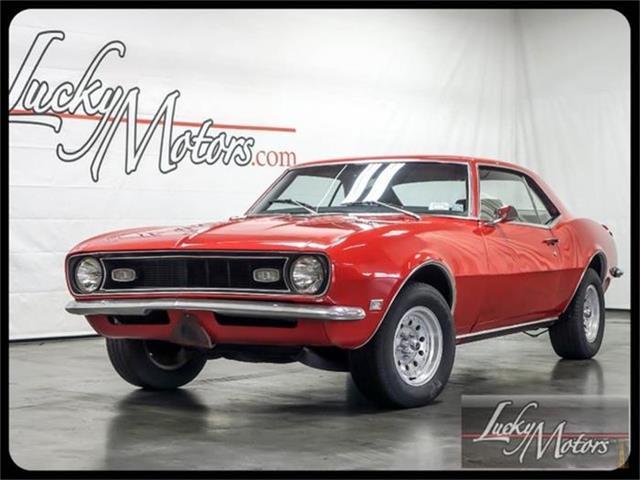 1968 Chevrolet Camaro | 881453