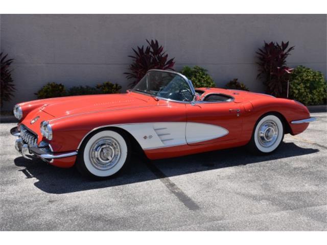 1958 Chevrolet Corvette | 881456