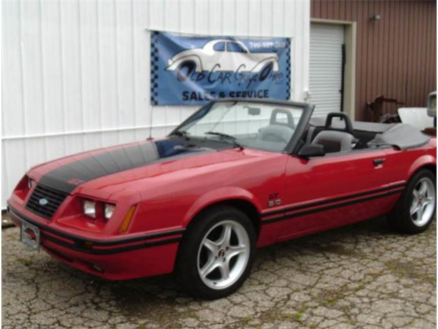 1984 Ford Mustang | 881484