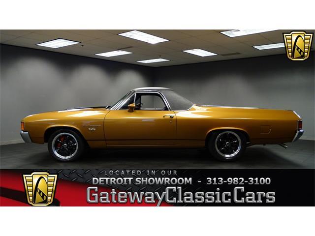 1972 Chevrolet El Camino | 881496