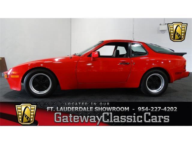 1985 Porsche 944 | 881501