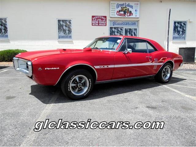 1967 Pontiac Firebird | 881507